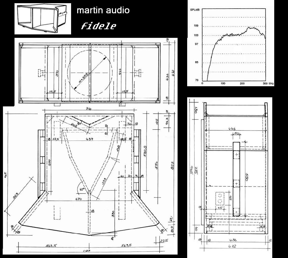 plan de caisson teknituf sound 6tem. Black Bedroom Furniture Sets. Home Design Ideas